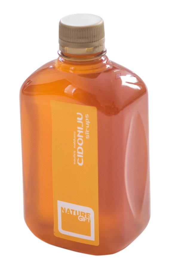 Cidoniju sīrups (PET pudele) 500ml