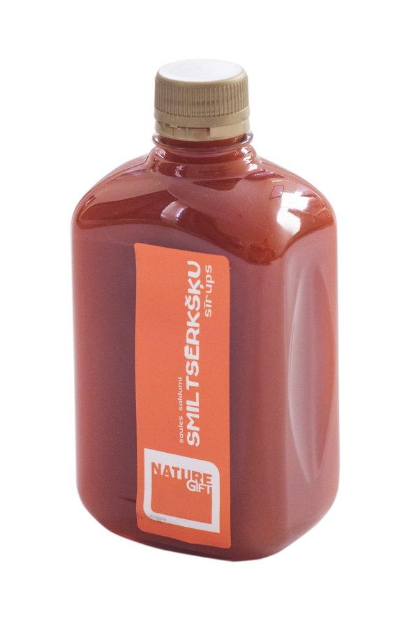 Smiltsērkšķu sīrups (PET pudele) 500ml