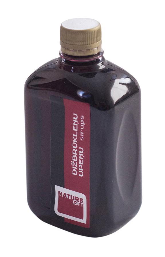 Dižbrūkleņu - Upeņu sīrups (PET pudele) 500ml