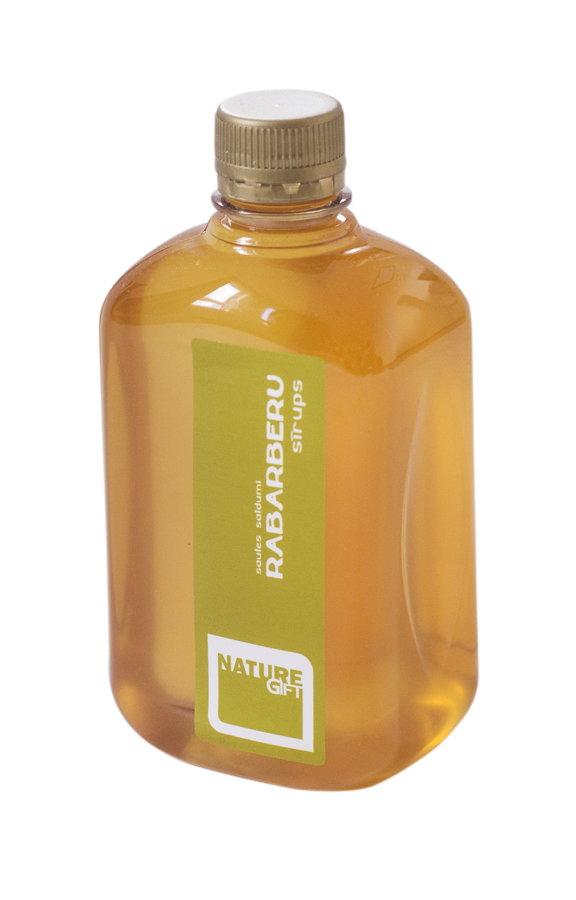 Rabarberu sīrups (PET pudele) 500ml
