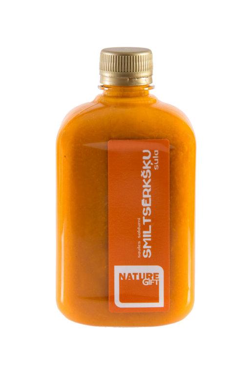 Smiltsērkšķu biezsula (PET pudele) 500ml