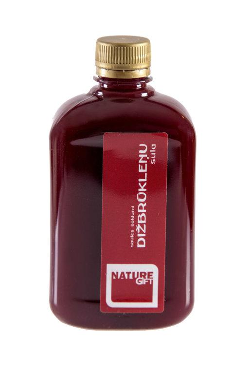 Dižbrūkleņu sula (PET pudele) 500ml
